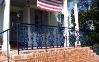 Powder Coated Porch Railing